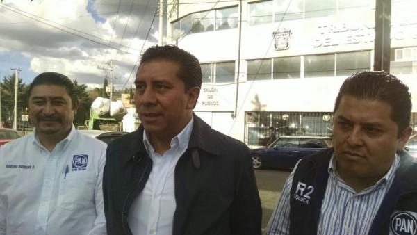 JUAN RODOLFO TEEM PIDE NO POSTULAR CANDIDATO