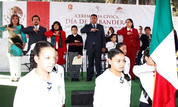BRAULIO ALVAREZ DIA DE LA BANDERA