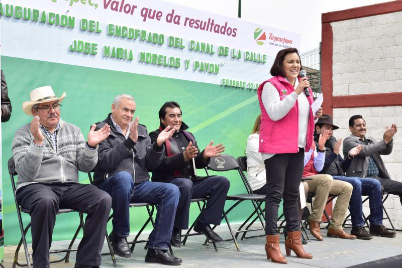 OLGA HERNANDEZ AMPLIACION DE DRENAJE