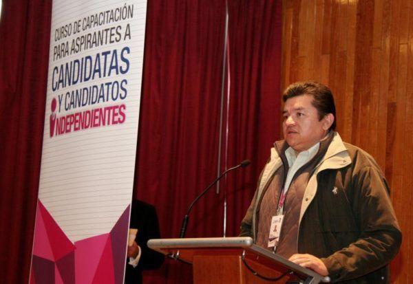 PEDRO ZAMUDIO CURSO CANDIDATOS INDEPENDIENTES