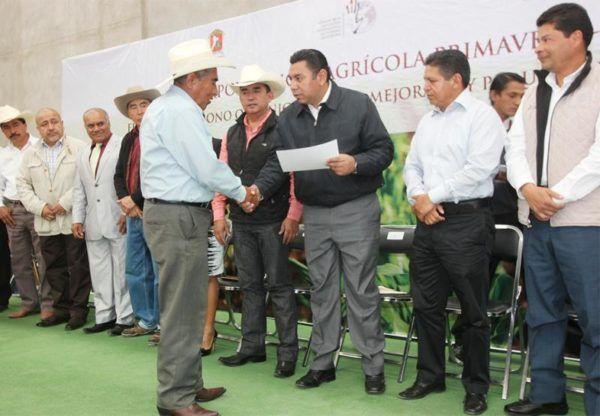 BRAULIO ALVARES APOYOS AGRICOLAS