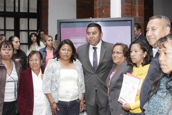 BRAULIO ALVAREZ PROYECTOS PRODUCTIVOS MUJERES