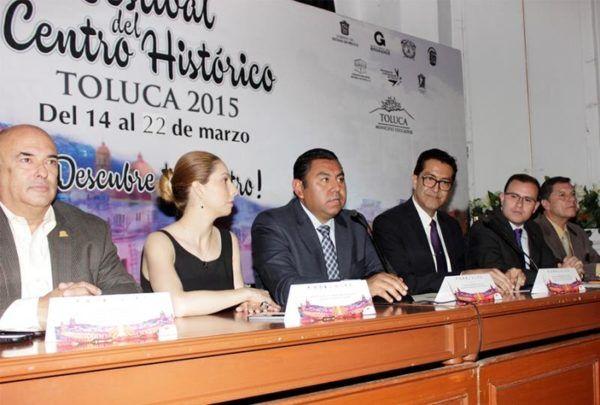 FESTIVAL DEL CENTRO HISTORICO 2015
