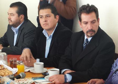 FOTO DE ARCHIVO, MAURICIO RAMÍREZ ROSALDO PRIMERO DE IZQUIERDA A DERECHA