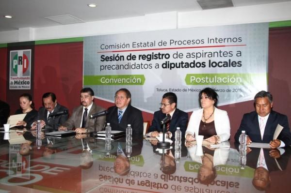 PROCESO INTERNO REGISTRO DE CANDIDATOS
