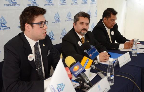 COPARMEX CIUDADANOS Y POLITICOS