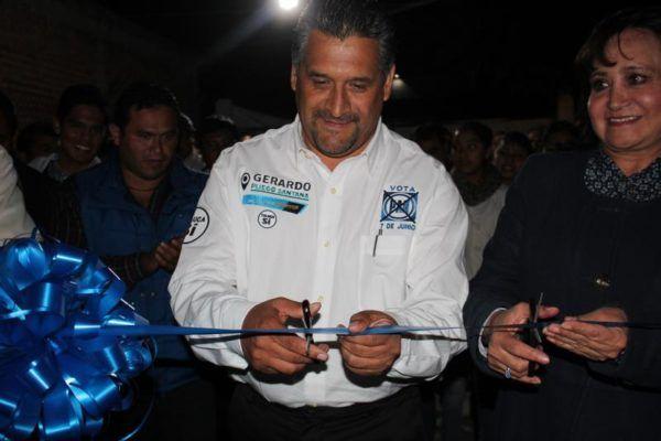 GERARDO PLIEGO APERTURA DE CAMPANA