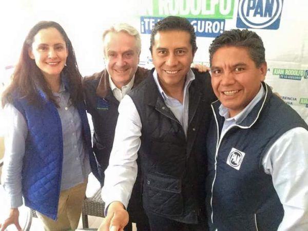 JUAN RODOLFO Y SANTIAGO CREEL