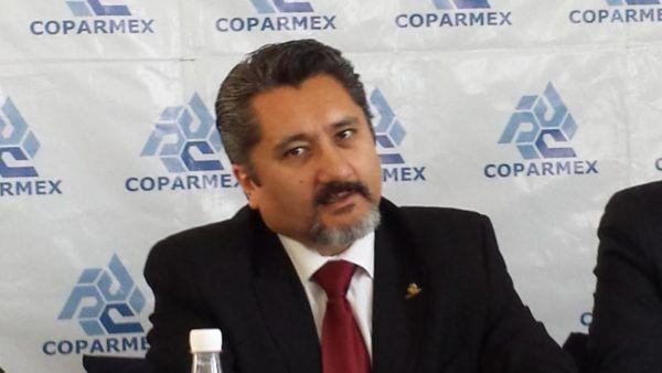 LUIS MANUEL DE LA MORA COPARMEX