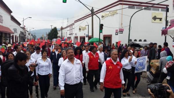NORBERTO MORALES CIERRE DE CAMPANA