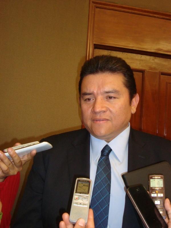 PEDRO ZAMUDIO PREOCUPACION POR SEGURIDAD DE CANDIDATOS