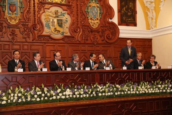 PRESIDENCIA CONTROL Y VIGILANCIA DE ORGANOS
