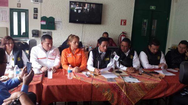 ANUNCIO PRD-MC CUIDADO DE LA ELECCION