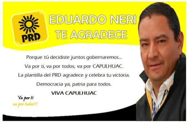 EDUARDO NERI TRIUNFO