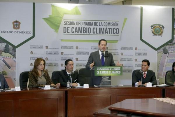 ERUVIEL CAMBIO CLIMATICO
