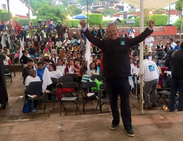 FEDERICO HERNANDEZ TRABAJARE CON HUMILDAD