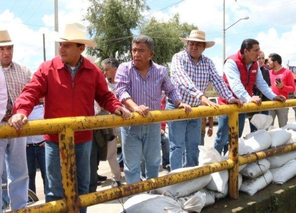 ACCIONES EN FAVOR DEL NEVADO, BAJ, JUAN PEDROZO Y MACN