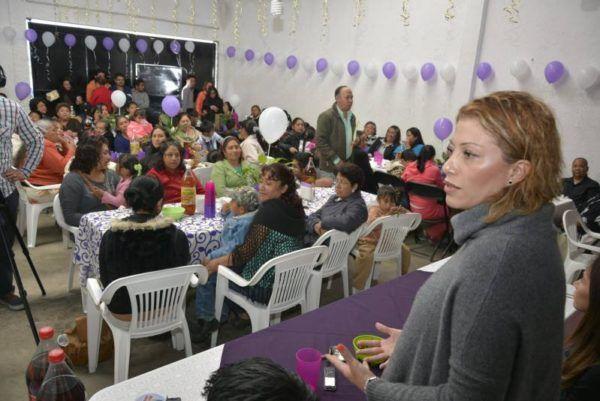 ANIVERSARIO DE COMEDORES COMUNITARIOS