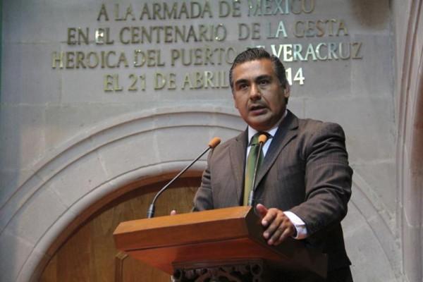 OCTAVIO MARTINES PIDE INFORME DEL CHAPO