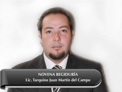 TARQUINO JUAN MARTIN DEL CAMPO MEJIA