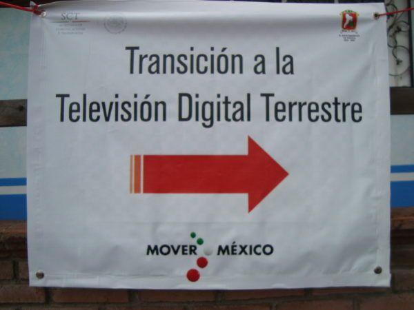 TRANSICION DIGITAL TERRESTRE