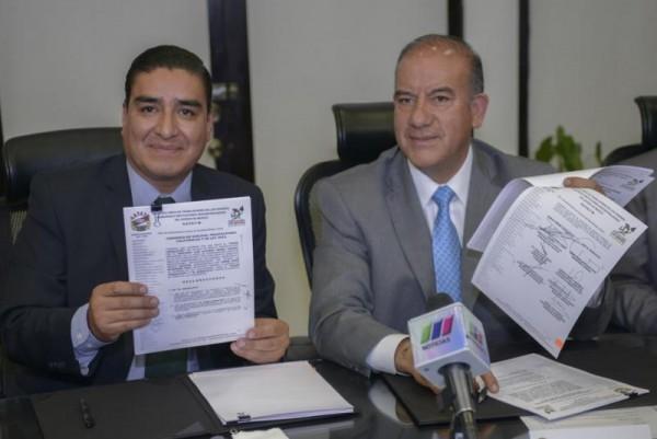 ALFONSO ARANA Y JORGE OMAR VELAZQUEZ