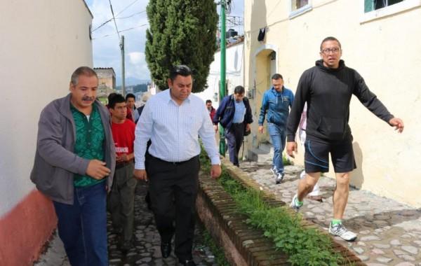 BRAULIO ALVAREZ EN EL COOPORO