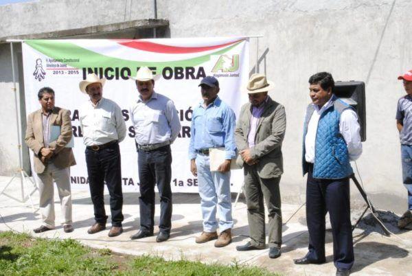 INICIA CONSTRUCCION DE DIVERSAS OBRAS VEI