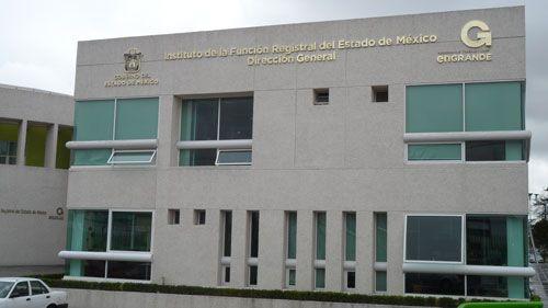 INSTITUTO DE LA FUNCION REGISTRAL