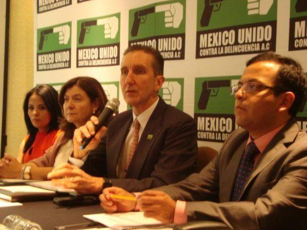 MEXICO UNIDO CONTRA LA DELINCUENCIA AC
