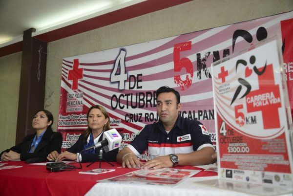 ANUNCIAN CARRERA DE 5KM NAUCALPAN