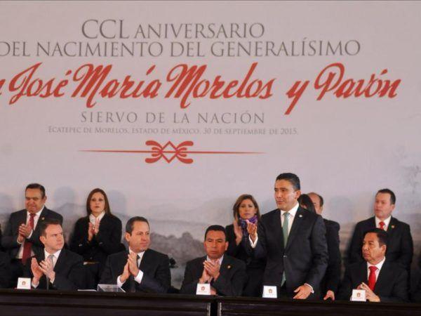 CRUZ ROA propondra nombre de Morelos para recinto