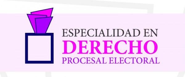 ESPECIALIDAD EN DERECHO PROCESAL