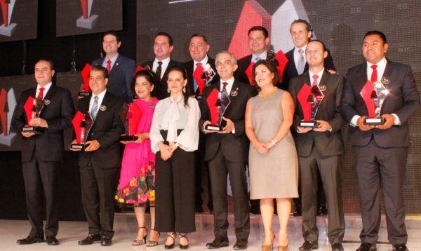GANADORES ALCALDES DE MEXICO 2015