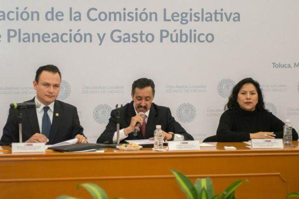 INSTALAN COMISION DE PLANEACION Y GASTO PUBLICO