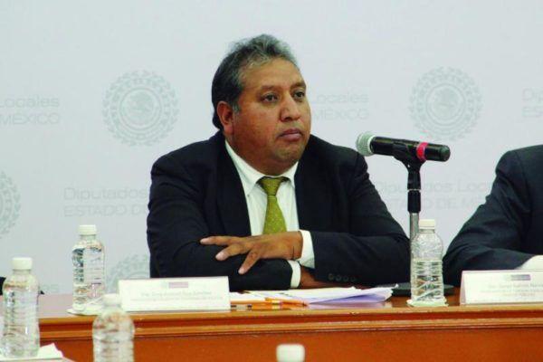JAVIER SALINAS EN COMISION DE FINANZAS