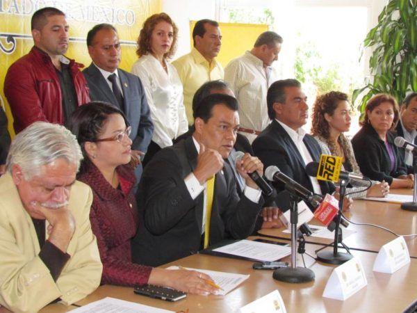 PRESENTAN AGENDA LEGISLATIVA LIX LEGISLATURA 2015
