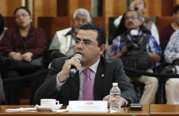 ALBERTO TRUJILLO COMISION DE PROTECCCION CIVIL