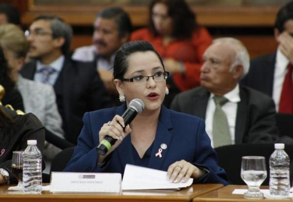 ARELIY HERNANDEZ COMISION DE SALUD