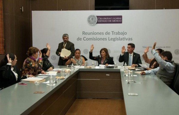 COMISION DE DERECHOS HUMANOS VOTACION