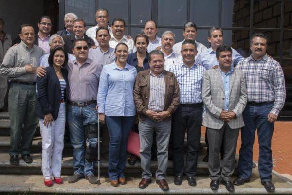 CRUZ ROA participa en gabinete regional