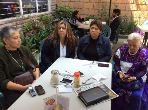 ENCUENTRO NACIONAL FEMINISTA EN TOLUCA