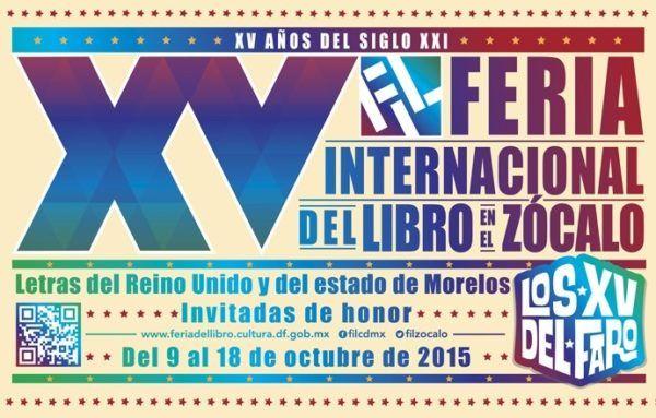 FERIA INTERNACIONAL DEL LIBRO D.F.