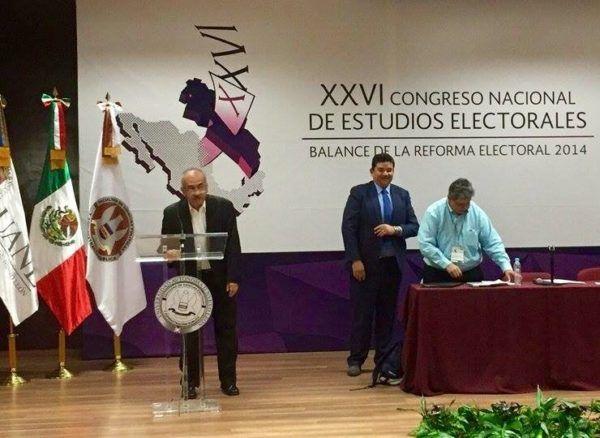 IEEM FIRMA CONVENIO CON SOCIEDAD DE ESTUDIOS ELECTORALES