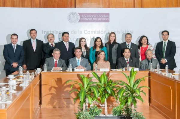 INSTALAN COMISION DE RECURSOS HIDRAHULICOS