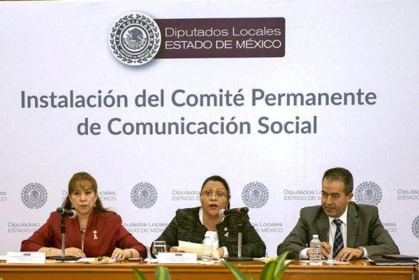 INSTALAN COMITE PERMANENTE DE COMUNICACION SOCIAL