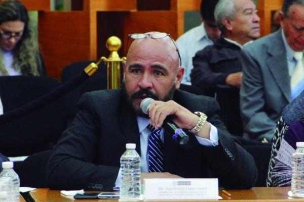 JOSE ANTONIO LOPEZ INSUFICIENTE APOYO AL CAMPO