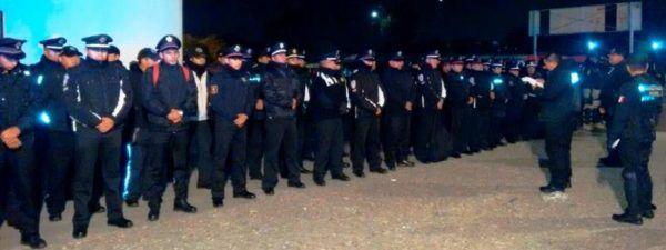 POLICIAS OPERATIVO DE SEGURIDAD