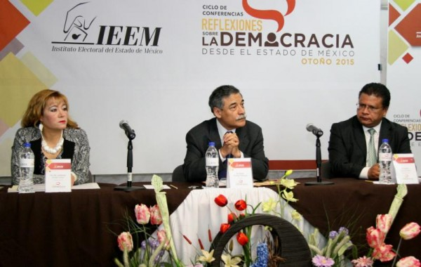ROGELIO HERNANDEZ CONFERENCIAS SOBRE DEMOCRACIA