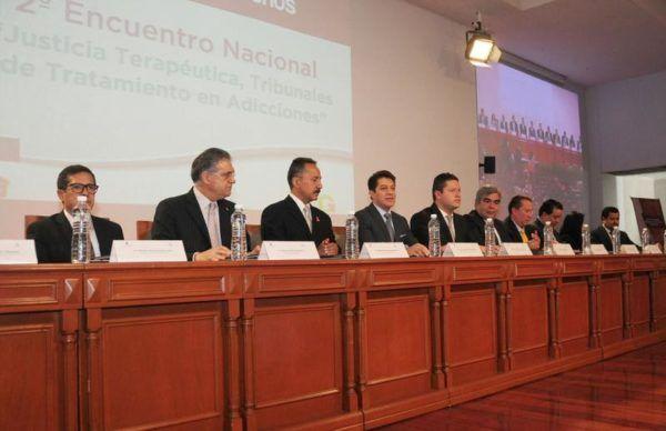 Sergio Medina y Cesar Monge Justicia terapeutica